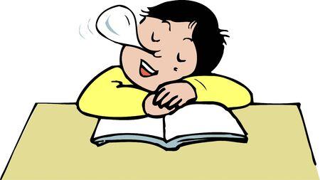 schoolwork: Snooze