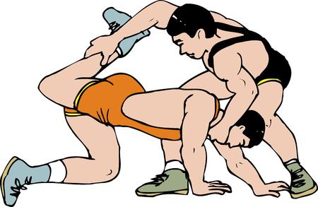 freestyle: Freestyle Wrestling