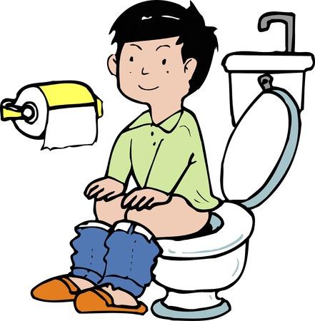 Toilet 写真素材