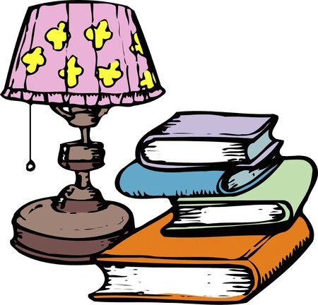 habits: Reading habits Stock Photo