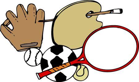 sporting goods: Sporting goods