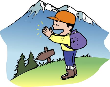 echo: Mountaineering
