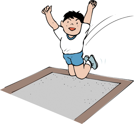 salto in lungo: Salto lungo