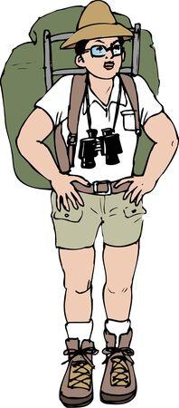 climbers: Mountain climbers