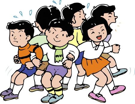 schoolyard: Oshikura buns