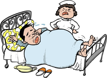 healthcare workers: Inpatient