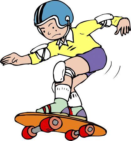 skate board: Skate Board Stock Photo
