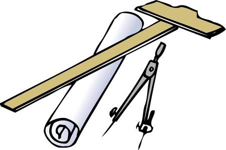 materials: Drawing materials