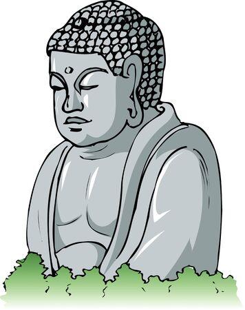 points of interest: Kamakura great Buddha
