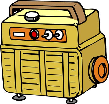 generator: Generator Stock Photo