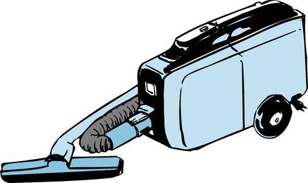 necessities: Vacuum cleaner