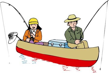 Smelt fishing