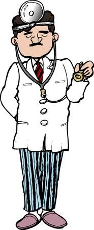 practitioner: Doctor
