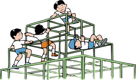 jungle gym: Jungle gym