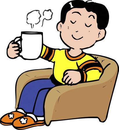 schoolwork: Relaxation