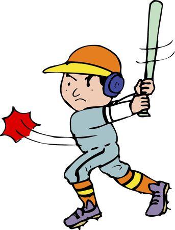 batters: Stickman