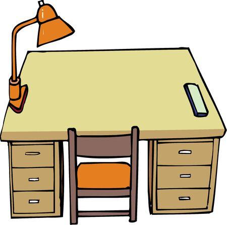 study desk: Study desk