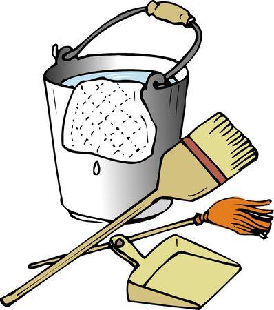 청소 도구