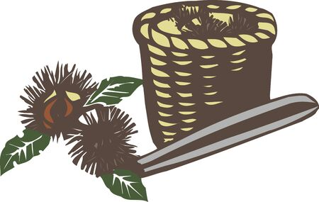 provisions: Chestnut