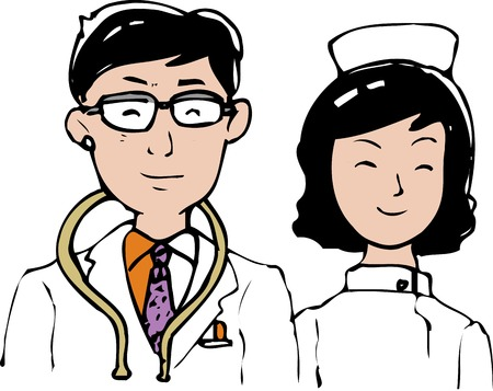 vocational: Doctors and nurses