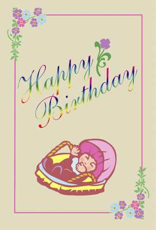message: Birthday message