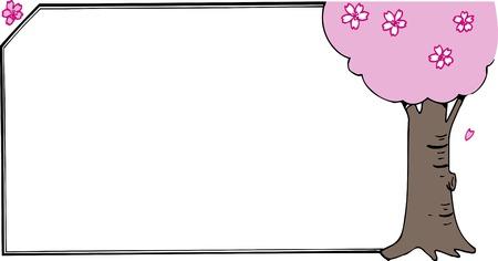 kindy: Sakura of frame