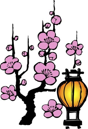 japanese apricot: Red Plum
