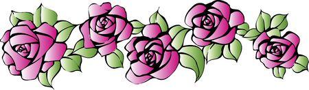 rose: It rose decoration