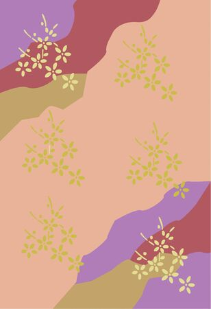 dynasty: Japanese pattern dynasty construction paper Stock Photo
