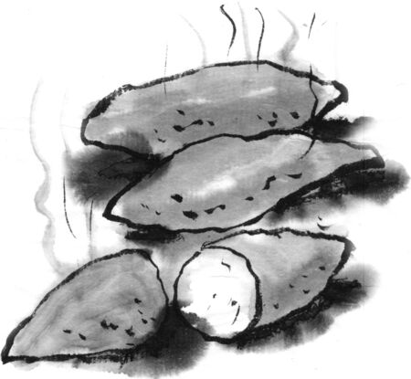 provisions: Sweet potato
