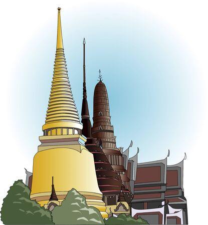 emerald: Emerald Buddha Temple