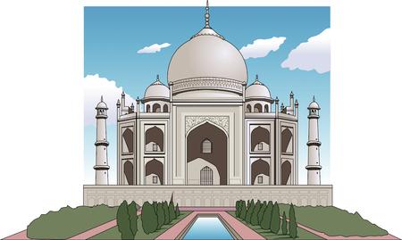 mahal: Taj Mahal