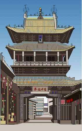 walled: Pingyao Ancient City