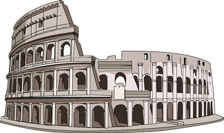 Colosseum Stok Fotoğraf - 46833583