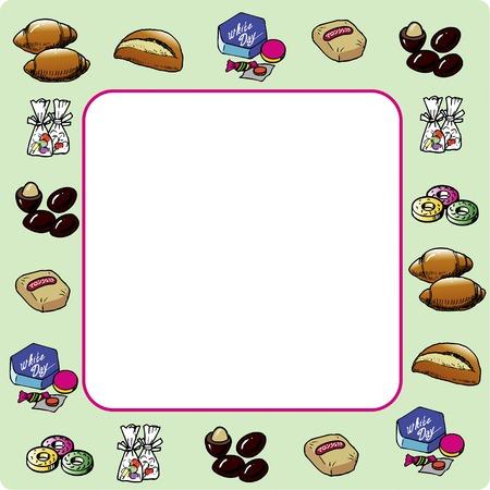 snack: Snack frame