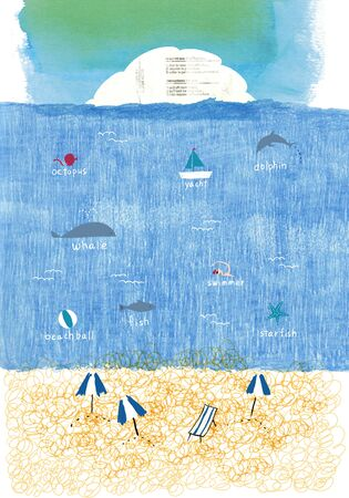 seascapes: Seascapes Stock Photo