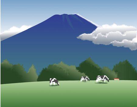Fuji ranch
