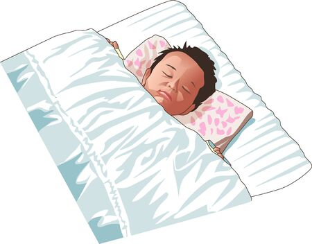 asian kid: Sleep