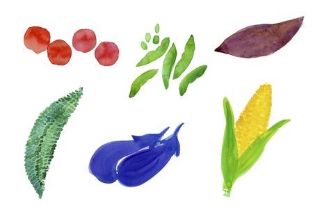 pickled: Vegetables
