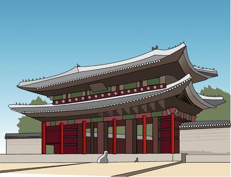 dynasty: Changdeokgung Chandokun