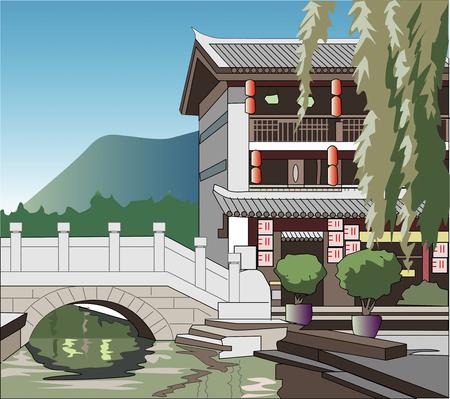 peoples republic of china: Lijiang Ancient City