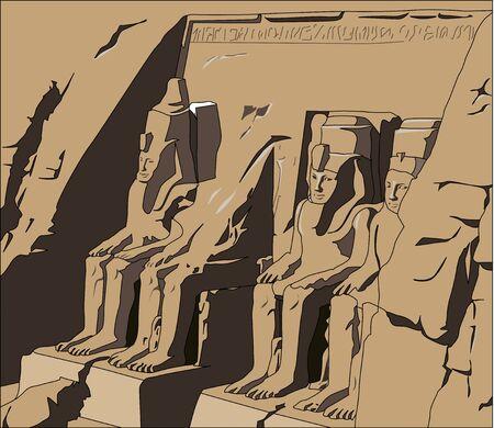 great: Abu Simbel Great Temple