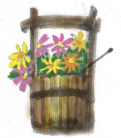 ink and wash: Equinoctial week