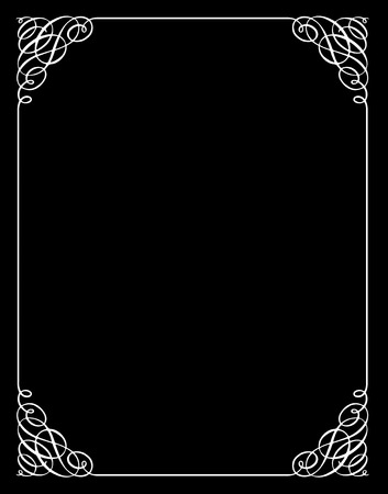 birthplace: The world pattern frame Stock Photo