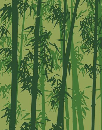 birthplace: Bamboo forest