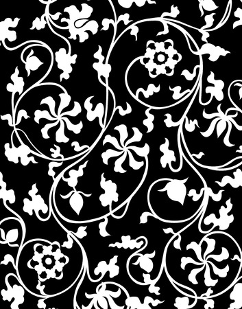 arabesque pattern: Patr�n de Arabesque