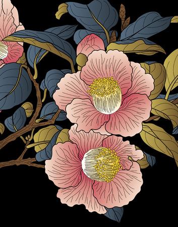 Japanese pattern Stock Photo