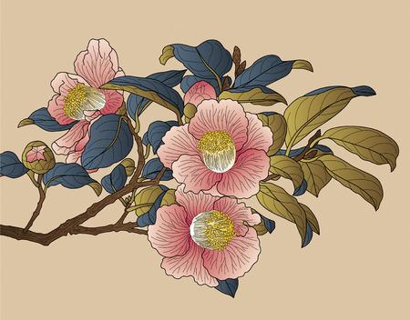 Japanese pattern Фото со стока