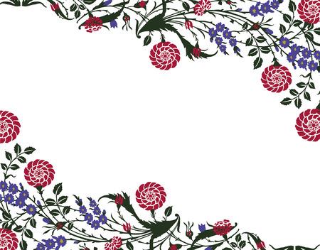birthplace: Nonsection pattern pattern Stock Photo