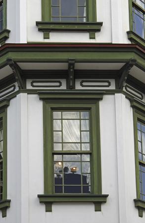 弘前-旧弘前市立図書館 写真素材